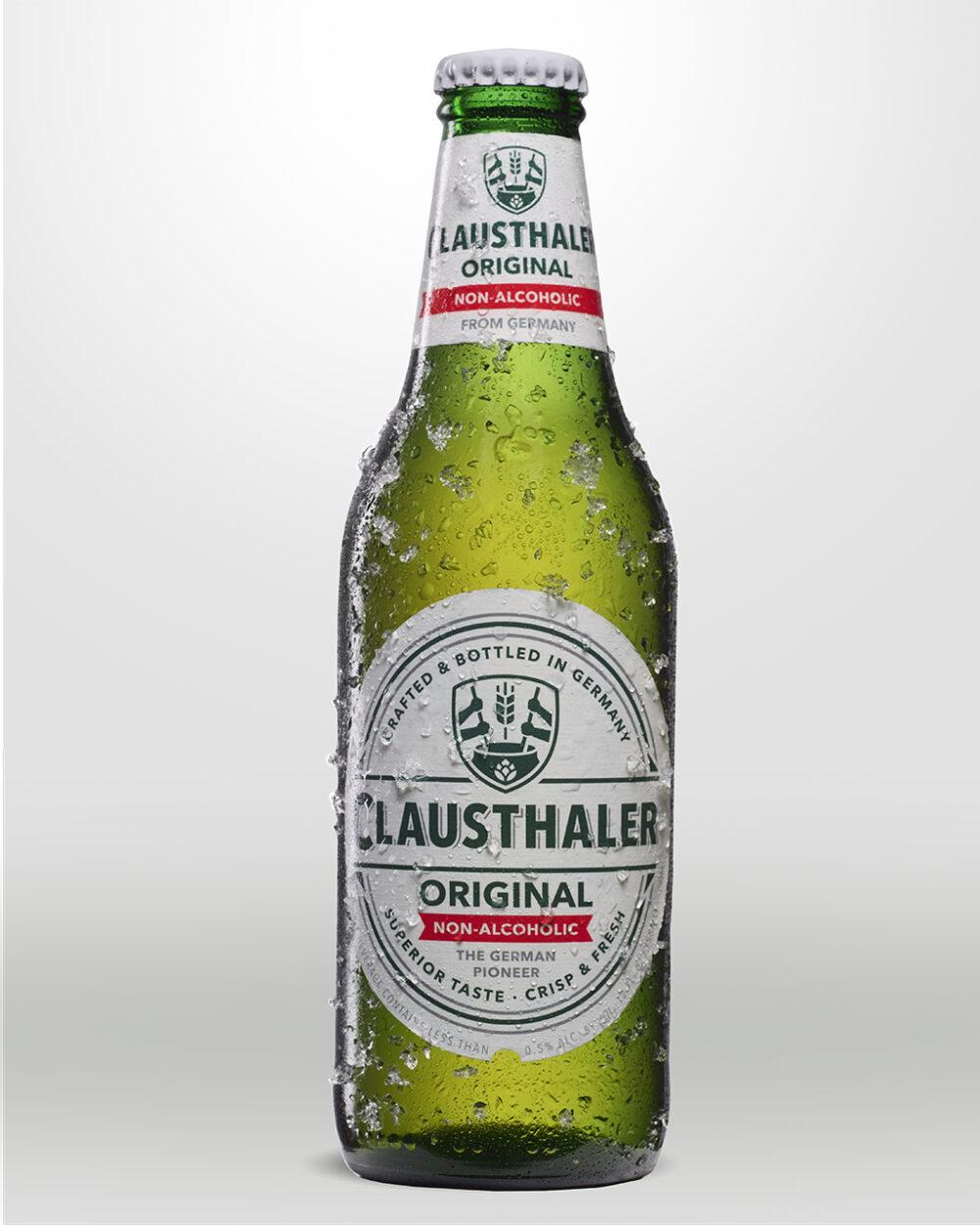 Clausthaler Beer